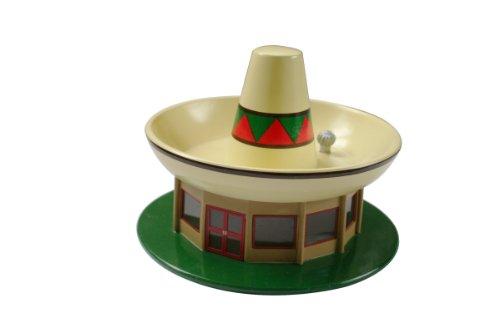 Roadside U.S.A Building HO Scale Sombrero Restaurant (Ho Scale Roadside)