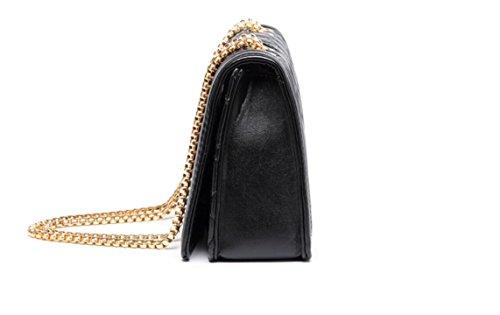 Bandoulière À Bandoulière Meaeo Sac Black Bandoulière À Femme Sac Portable Noir PwnpS4x