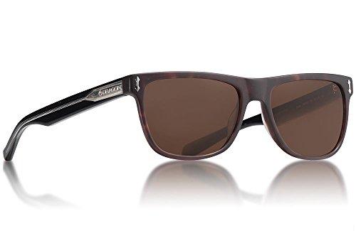Dragon Brake Sunglasses Dark Tortoise with Brown Lens + - Proflect Dragon Sunglasses