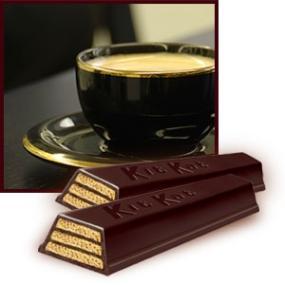 Kit Kat Dark Chocolate Wafer Bars, 1.5-Ounce Candy Bars