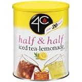 4C Half and Half Iced Tea and Lemonade