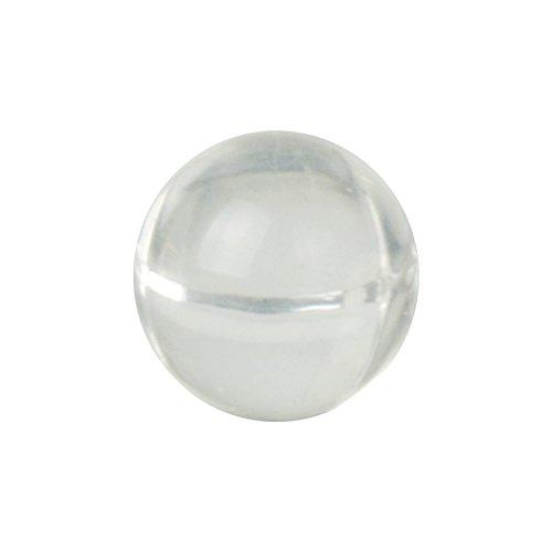 "1/2"" Acrylic Solid Plastic Balls"