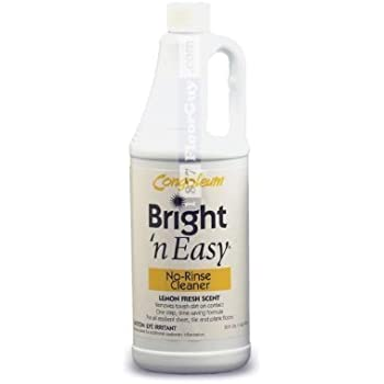 Amazon Com Congoleum Bright N Easy No Rinse Cleaner 32