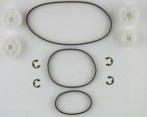 51260802 Okidata Oki Gear: Kit Pulley - Guide F mps5500mbf mb780 mb790f mb790m (Oki Gear)