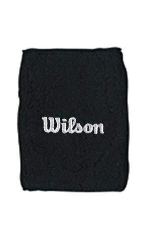 Wilson Double Wristband [black]