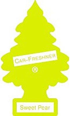 CAR FRESHNER CORP U1P-10341 SWEET PEAR AIR FRESHENER (Sweet Pears)