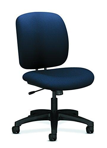 HON HON5902CU98T ComforTask Chair, Navy CU98 ()