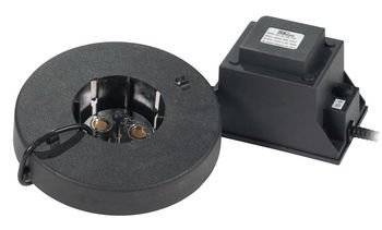 5-Disc Floating Pond Fogger with 24 V Transformer & 18  (MCL05)