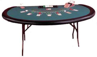 73 Inch Blackjack Table - Made in the USA by ACEM Casino supplies