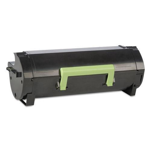 Lexmark 60F1000 (601) Toner Cartridge, Black - in Retail Packaging
