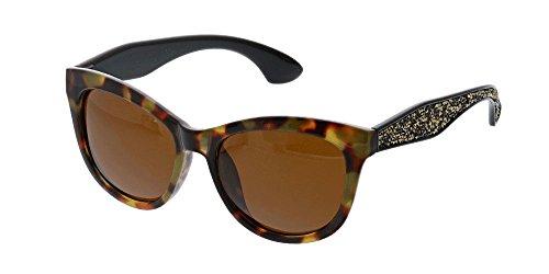 Peepers Women's Caliente Reading Sun 3.00 Square Sunglasses, Tortoise, 54 mm 3 (Sunglass Shop-com)