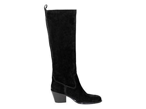 Barbara Bui Women's F5165CRF Black Suede Boots clearance cheapest price KGjMAF4