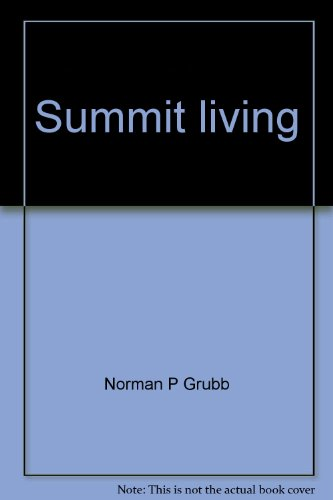 Summit Living: Selected Daily Readings