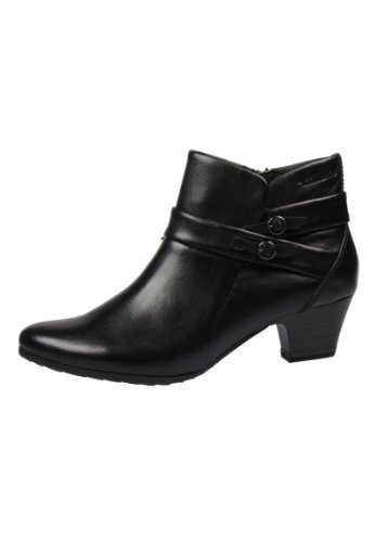 Tamaris 25303 Noir 21 Bottine Cuir qC8wCXr