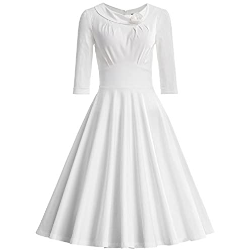 All White Plus Size Dresses Amazon