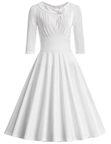 gorgeous white dresses - 2