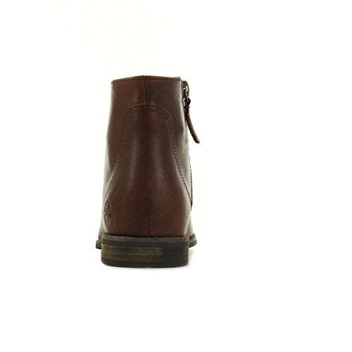 Timberland Preble Ankle Boot Jet Dark Rubber Mincio CA16DC, Boots
