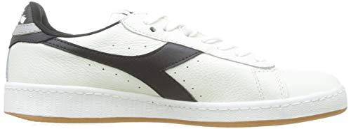 bco Diadora C7916 Bianco Game grigio Pulviscolo Low L nero qAFAgIRw