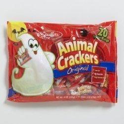 Stauffer's Animal Crackers 20 1/2 oz snack bags