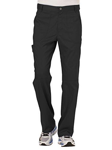 Zipper Front Scrub Pant - 8