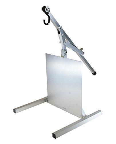 Raider 12-349-2CB, Aluminum Snowmobile Track Stand & Lift