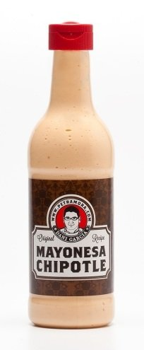 Petra Mora - Salsa gourmet chipotle mayonesa DANI GARCÍA 190 g: Amazon.es: Alimentación y bebidas