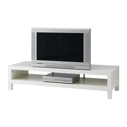 Porta Tv Ikea Bianco.Ikea Lack Mobile Porta Tv Dimensioni 149 X 55 Cm Colore