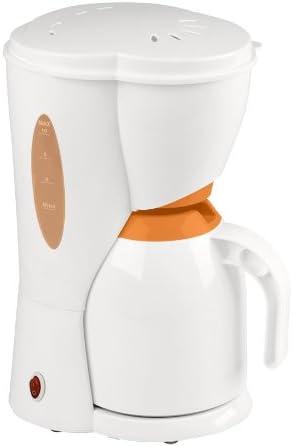 Team TKM7O - Cafetera con jarra isotérmica (1 L, con portafiltro ...