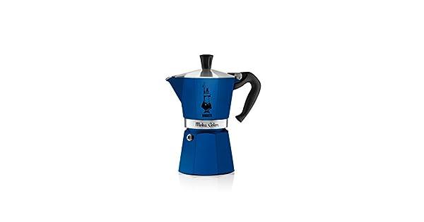 Amazon.com: Bialetti Moka – Cafetera espresso de aluminio ...