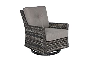 Apostrophe Outdoor Baypoint Club Swivel Glider