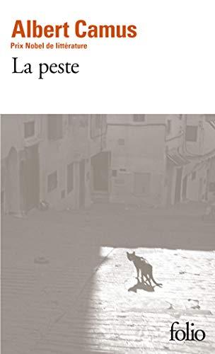 La Peste (Folio Series, 42) (French Edition)