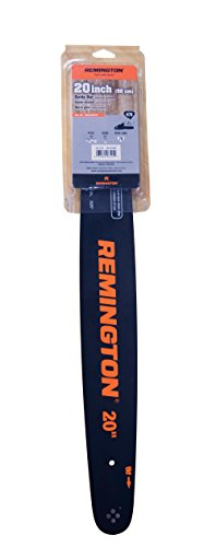 Arnold Remington 20-Inch Chainsaw Guide Bar (Fits Models RM4620 and RM5520R)