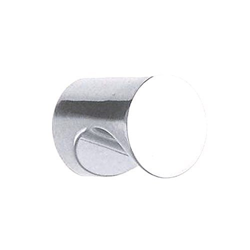 Smedbo Home Decorative Accessories Finger Grip Knob 3/4 Brushed Chrome by Smedbo