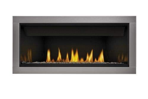 - Napoleon Ascent DV Linear Natural Gas Fireplace - Package 1