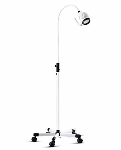 OUBO DENTAL KD-202B-8 Floor Stand Type Mobile 21W Surgical Medical Exam Light Lamp by Oubo Dental