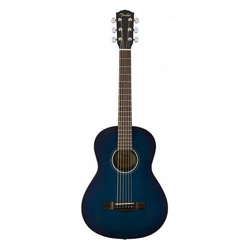 Fender FSR MA-1 3/4 Size Steel String Acoustic Guitar (Blue (Blue Burst Acoustic Guitar)