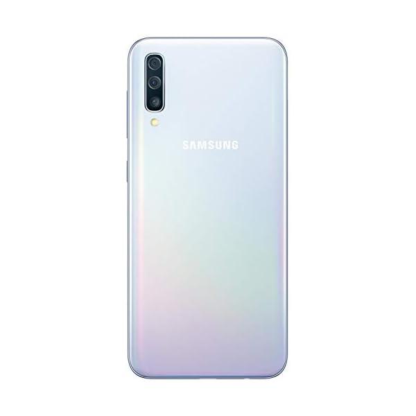 Samsung Galaxy A50 (White, 4GB RAM, 64GB Storage) Without Offer