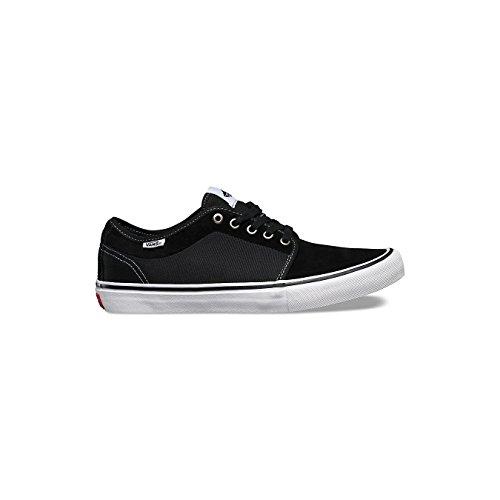 Vans Mens Chukka Low Pro Black Skate Shoe 9 (Mens Shoes Low Skateboard)