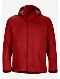 Marmot Men's PreCip Jacket Brick X-Large by Marmot