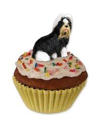 (Conversation Concepts Shih Tzu Black & White Pupcake Trinket Box)