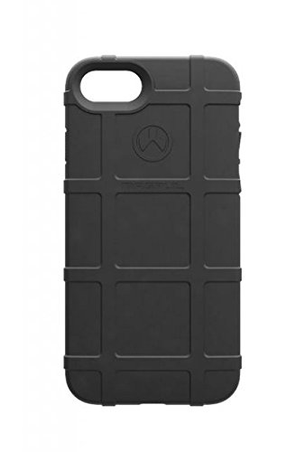 """Magpul Industries Field Case Phone Carrying Cover for Apple iPhone 7 (4.7"""") Retail Package MAG845-BLK (Black)"""