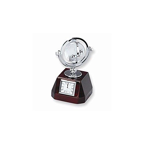viStar Swivel Globe and Clock