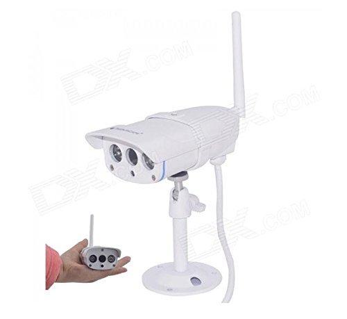 VSTARCAM c7816wip 720p 1.0 MPミニセキュリティIPカメラ – ホワイト B01M0WQNHJ