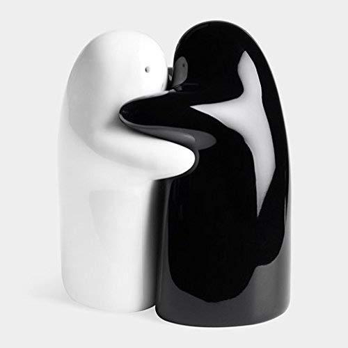 (Hug Salt and Pepper Shakers Designed by Alberto Mantilla for)