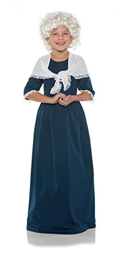 Martha Washington Children's Costume