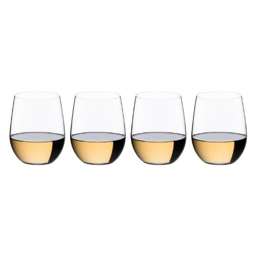 (Riedel O Wine Tumbler Viognier/Chardonnay, Set of 4)