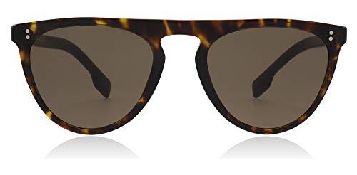 - Burberry Men's 0BE4281 Dark Havana/Brown One Size