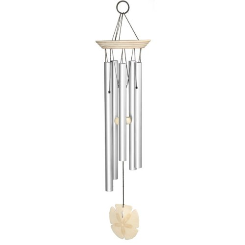Woodstock Sand Dollar Seashore Chime- Décor Designs Collection (Ssa Collection)