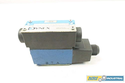 NEW DYNEX 6520-D03-115/DF-10 SOLENOID HYDRAULIC VALVE 115V-AC D547086