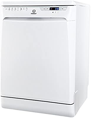 Indesit LAVAVAJILLAS, Blanco, 85 x 60 x 60: 233.53: Amazon ...